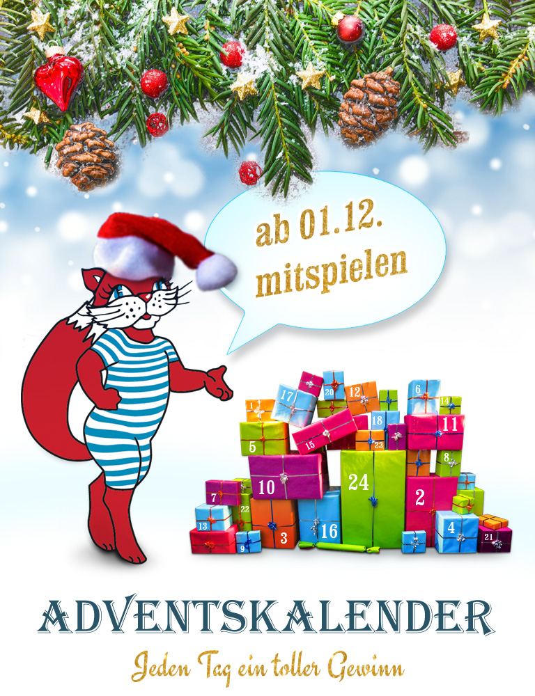 Fietes Adventskalender