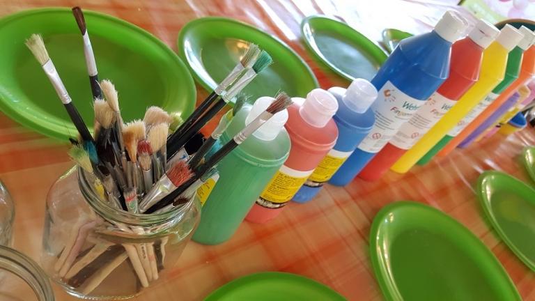 Bastelt mit uns Herbstdekoration für das Kinderzimmer