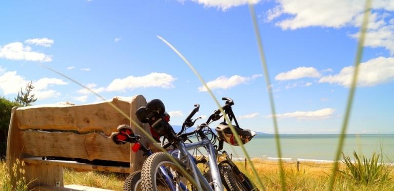 Fahrradtour: Halbinsel Gnitz