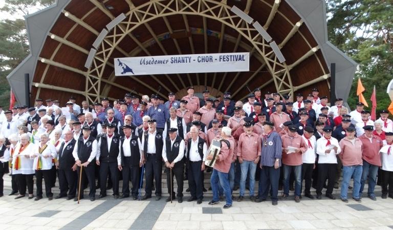 7. Usedomer Shanty-Chor-Festival mit dem