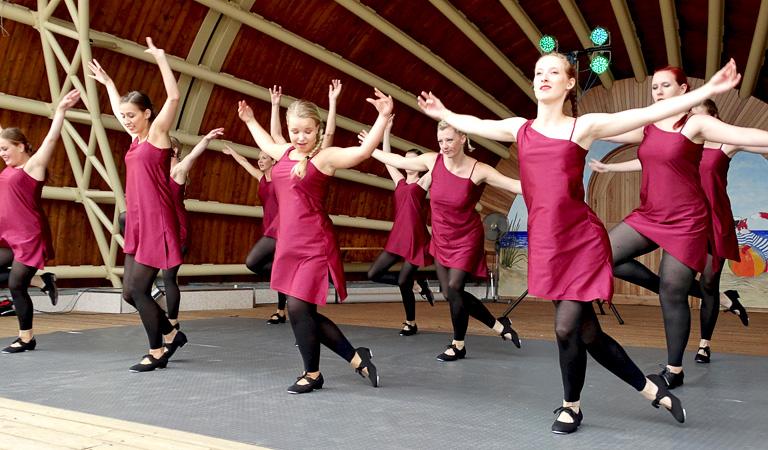Usedom tanzt in Trassenheide