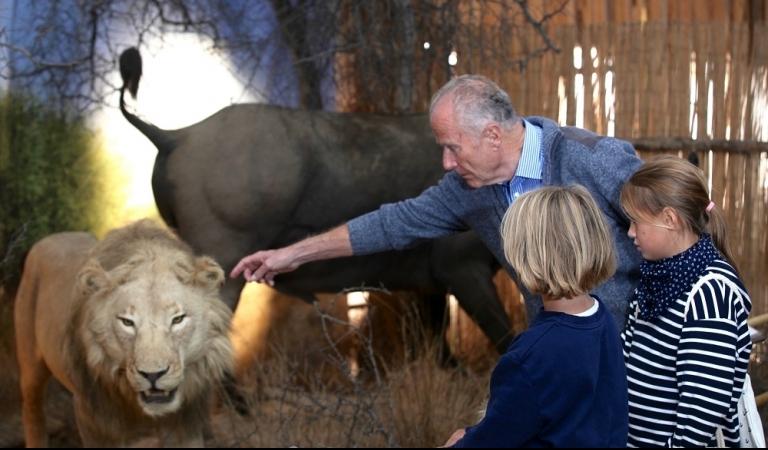 Familien-Entdeckerwanderung zum Wildlife Usedom
