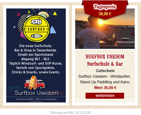 Surfbox Usedom