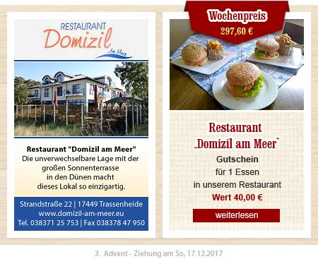 Restaurant Domizil