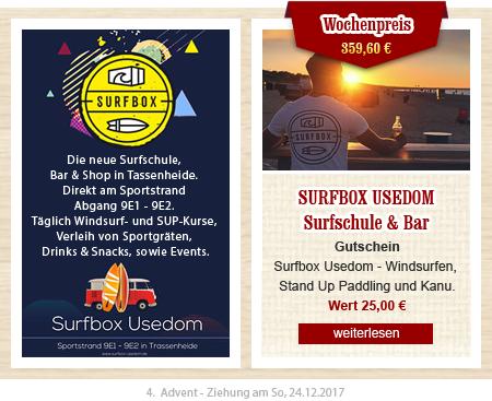 Surfbox Usedom