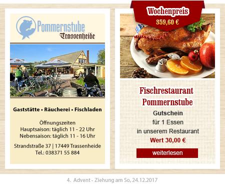 Restaurant Pommernstube